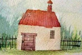 砖头房子和木头房子