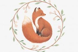 狐狸卖棉袄