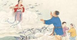 七夕的传说故事