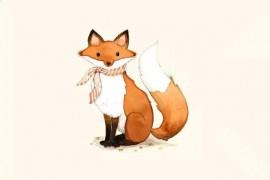 狐狸和他的影子