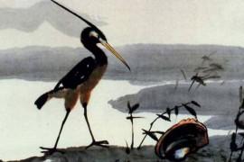 鹬蚌相争,渔人得利