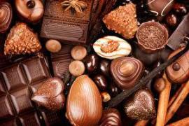 巧克力枪和糖果炮