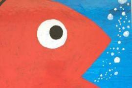 过街的小红鱼