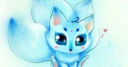 蓝狐狸的冰池子