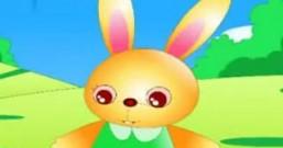 小野兔找春天