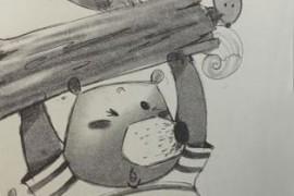 狗熊先生举重