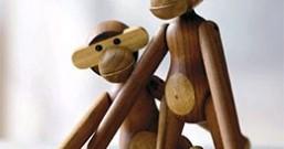 木头小猴和他的影子