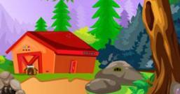 神奇的森林小屋