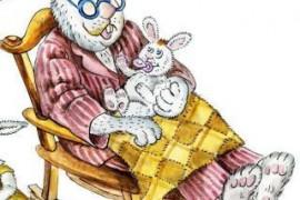 兔奶奶当了女王