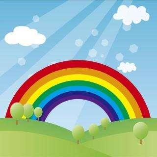 彩虹的故事 睡前故事