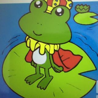 爱唱歌的小青蛙阿瓜 睡前故事