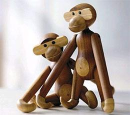 木头小猴和他的影子 睡前故事