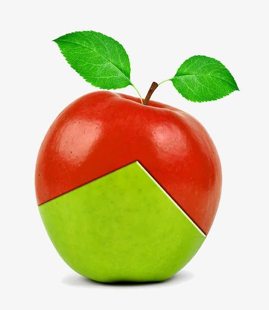 寻找绿色的红苹果 睡前故事